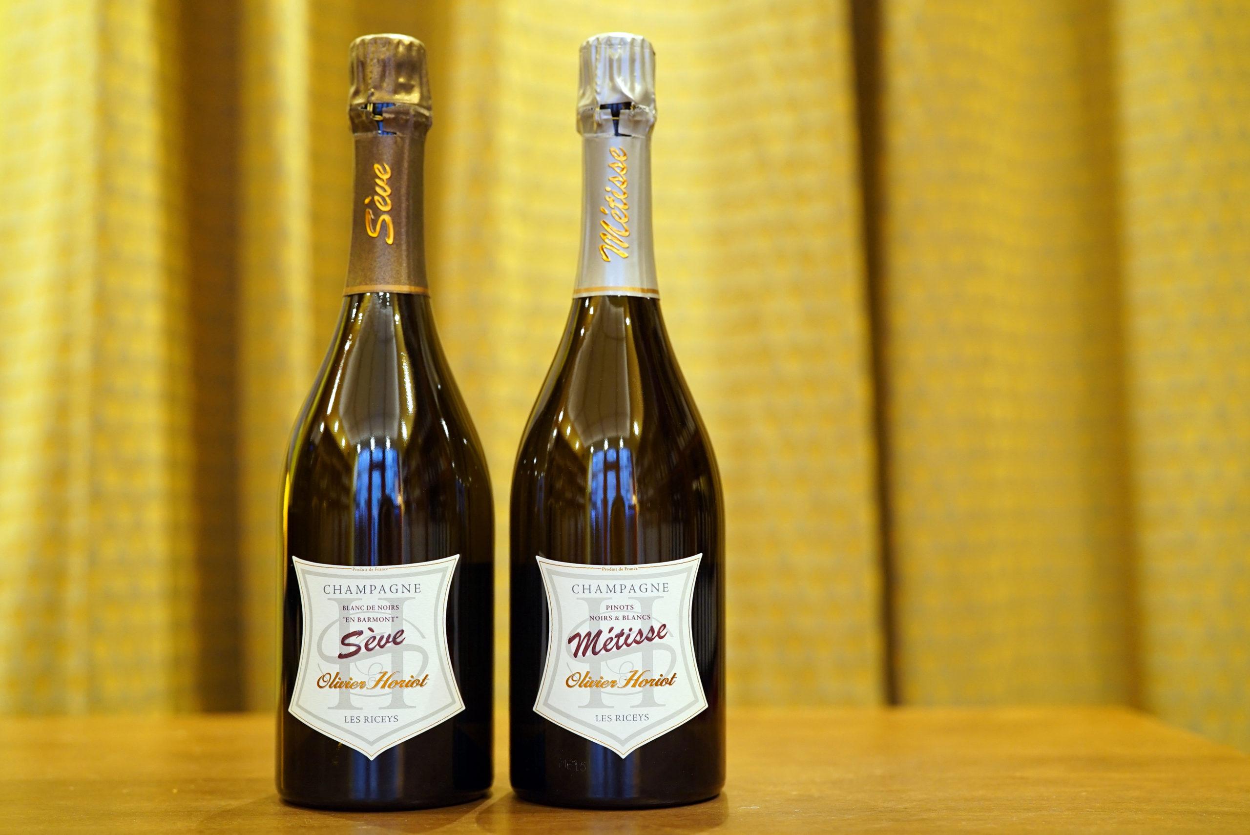 Champagne Olivier Horiot